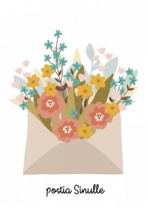 postikortti bedaprint